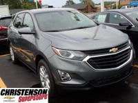 2018+Chevrolet+Equinox+LT+In+Gray.+Turbocharged%21+Gaso