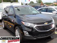2018+Chevrolet+Equinox+LT+In+Black.+Turbocharged%21+Gas