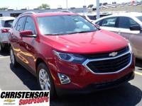 2018+Chevrolet+Equinox+LT+In+Red+Tintcoat.+It%27s+time+