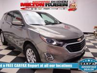 Options:  2018 Chevrolet Equinox Lt|Miles: 13347Color: