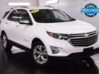 Options:  Pre-Owned 2018 Chevrolet Equinox