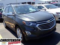 2018+Chevrolet+Equinox+Premier+In+Gray+Metallic.+Awd%21