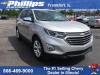 2018 Chevrolet Equinox Premier FWD 6-Speed Automatic