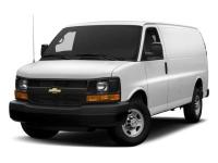 Clean CARFAX. White 2018 Chevrolet Express 2500 Work