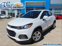 CHEVY Trax Our BEST PRICE. RAY CHEVROLET has been in