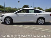 Options:  2018 Chevrolet Impala 4Dr Sdn Ls W/1Ls|4