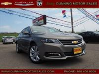Pepperdust Metallic 2018 Chevrolet Impala LT 1LT FWD