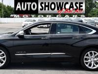 This 2018 Chevrolet Impala 4dr 4dr Sedan Premier with