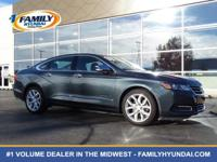 Check out this 2018 Chevrolet Impala Premier. Its