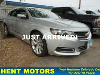 EPA 28 MPG Hwy/19 MPG City! Heated Leather Seats, Nav