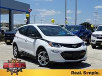 2018 Chevrolet Bolt EV LT 110/128 Highway/City MPG The