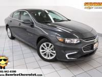 Recent Arrival! New Price! 2018 Chevrolet Malibu