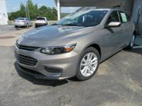 This new 2018 Chevrolet Malibu in Forest City, PA