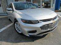 The new 2018 Chevrolet Malibu in Forest City, PA gives