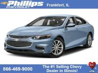 2018 Chevrolet Malibu LT FWD 6-Speed Automatic 1.5L