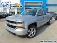 CHEVY Silverado 1500 Our BEST PRICE. RAY CHEVROLET has