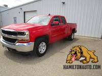 CARFAX One-Owner. Clean CARFAX. Red 2018 Chevrolet