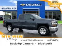 Certified. Clean CARFAX. Chevrolet Certified Pre-Owned