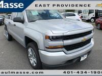 2018 Chevrolet Silverado 1500 Custom Black Friday Sale