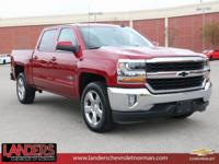 New Price! Cajun Red Tintcoat 2018 Chevrolet Silverado