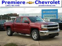 Options:  2018 Chevrolet Silverado 1500 Lt|Cajun Red