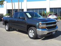 CARFAX 1-Owner, Chevrolet Certified. EPA 24 MPG Hwy/18