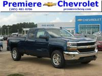 Options:  2018 Chevrolet Silverado 1500 Lt|Deep Ocean