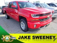 Check out our 2018 Chevrolet Silverado 1500 LT Crew Cab