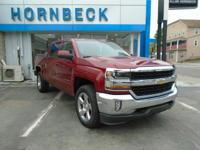 The new 2018 Chevrolet Silverado 1500 in Forest City,
