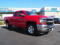 Look at this 2018 Chevrolet Silverado 1500 LT. Its