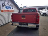 Red 2018 Chevrolet Silverado 1500 LT 4WD 6-Speed