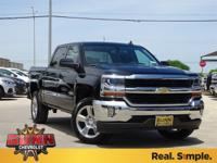 2018 Chevrolet Silverado 1500 LT 6-Speed Automatic,