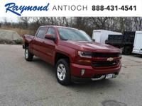 New Price! Red Tintcoat 2018 Chevrolet Silverado 1500
