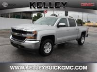 This 2018 Chevrolet Silverado LT has 4WD, 5.3L V8 gas
