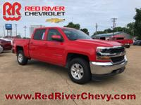 Our 2018 Chevrolet Silverado 1500 LT Crew Cab 4x4 is