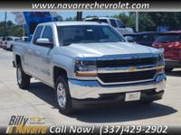 This 2018 Chevrolet Silverado 1500 LT is proudly