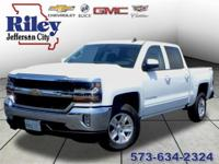 Riley Red Tag Sale! Summit White 2018 Chevrolet