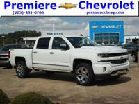 Options:  2018 Chevrolet Silverado 1500 Ltz|Summit