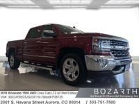 Cajun Red LTZ Very Low MIles With All The Options Don't
