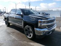 2018 Chevrolet Silverado 1500 LTZ 1LZ Black Price does