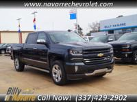 Billy Navarre Chevrolet is pleased to be currently