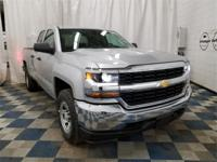 New Price! Silver Ice Metallic 2018 Chevrolet Silverado