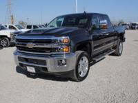 The 2018 Silverado 3500HD takes your work as seriously