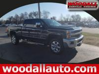 Duramax Plus Package, Power Sunroof, Driver Alert