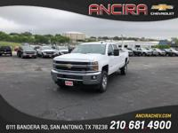 This new Chevrolet Silverado 2500HD LT is now for sale