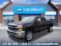 2018 Chevrolet Silverado 2500HD LTZ Allison 1000