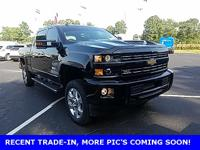 CARFAX One-Owner. Clean CARFAX. Black 2018 Chevrolet
