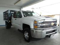 Options:  Engine Duramax 6.6L Turbo-Diesel V8