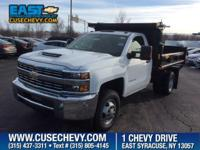 This Chevrolet Silverado 3500HD Comes Equipped with a