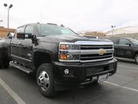 2018 Chevrolet Silverado 3500HD High Country Recent